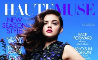 Lucy Hale - CHIC